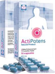 Actipotens - jedzenie - apteka - cena