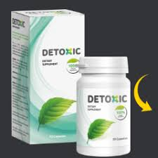 Detoxic - apteka - cena - efekty