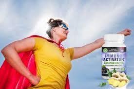 Immuno Activator - wzmocnienie odporności - skład - jak stosować - efekty