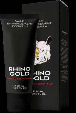 Rhino Gold Gel - sklep - efekty - opinie