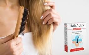 HairActiv – efekty – cena - apteka