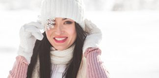 5 złotych zasad pielęgnacji skóry zimą