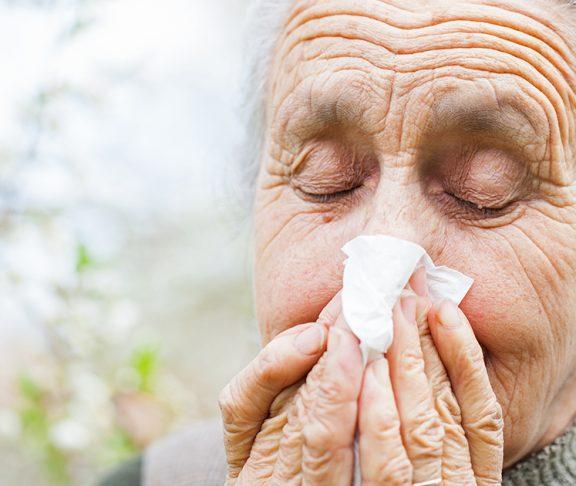 Grypa u osób starszych