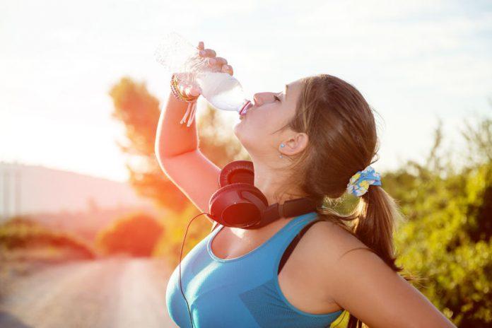 Napój energetyczny dla sportowców
