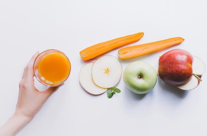 Owoce i warzywa to podstawa