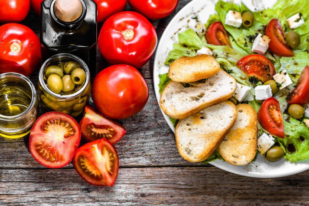 Udowodnione korzyści z diety zdominowanej przez warzywa, bogatej w tłuszcze nienasycone