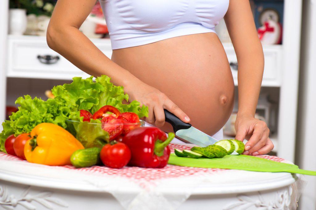 Wskazówki dotyczące dobrego odżywiania się w okresie ciąży