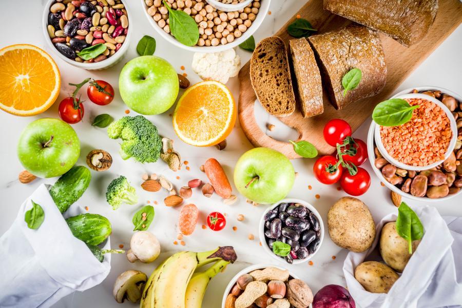 Wybieranie żywności o niskim indeksie glikemicznym