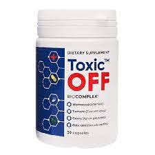 Toxic Off – efekty – cena - apteka