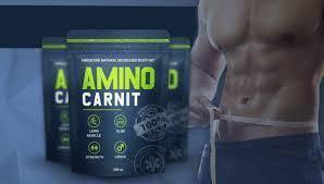 Aminocarnit – na wzrost mięśni - czy warto – skład – ceneo