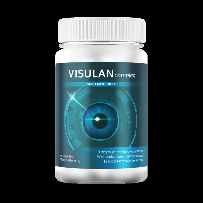 Visulan Complex – korekcja wzroku - jak stosować – skład – efekty