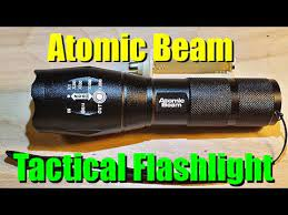 Latarka taktyczna Atomic Beam - apteka - na ceneo - na Allegro - gdzie kupić - strona producenta?