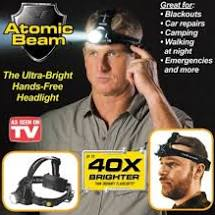 Latarka taktyczna Atomic Beam - opinie - na forum - cena - kafeteria
