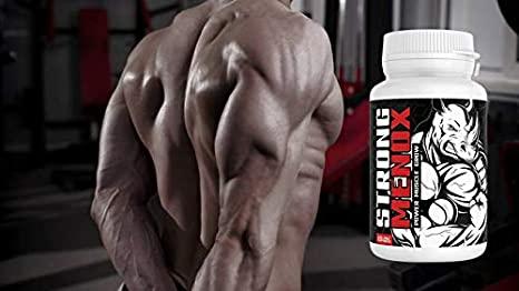 Strongmenox - co to jest - jak stosować - dawkowanie - skład