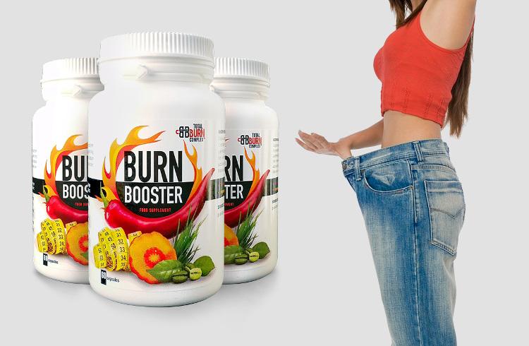 BurnBooster - skład - co to jest - jak stosować - dawkowanie
