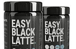 Easy Black Latte - ulotka - premium - zamiennik - producent