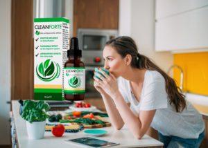 Clean Forte - jak stosować - dawkowanie - skład - co to jest